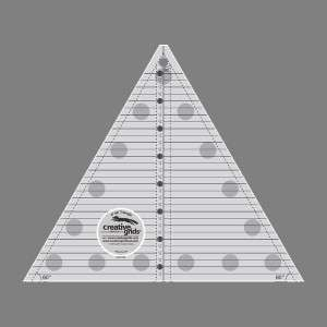 """Image of Creative Grids 60-Degree 8"""" Finished Ruler"""