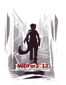 Image of MiDFur 2012: Super Sponsor shirt
