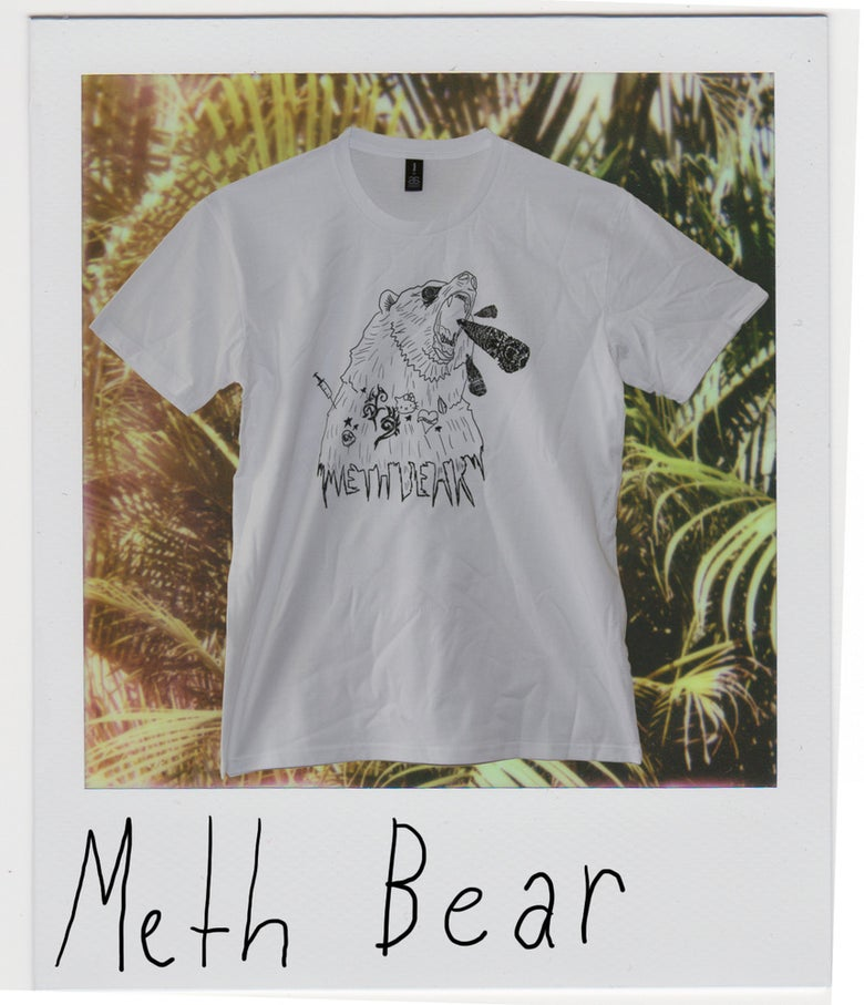 Image of Meth Bear Tee