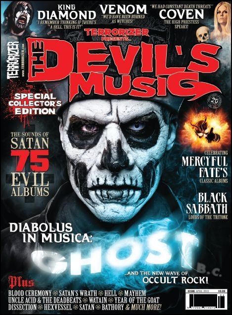 Image of Terrorizer Presents... The Devil's Music