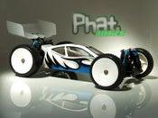 Image of Phat Bodies 'BOLT' for Losi Mini-8ight Carisma GTB/gt14b Schumacher EMB-1