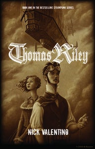 Image of Thomas Riley (Book 1) Re-edited Reissue Signed Copy