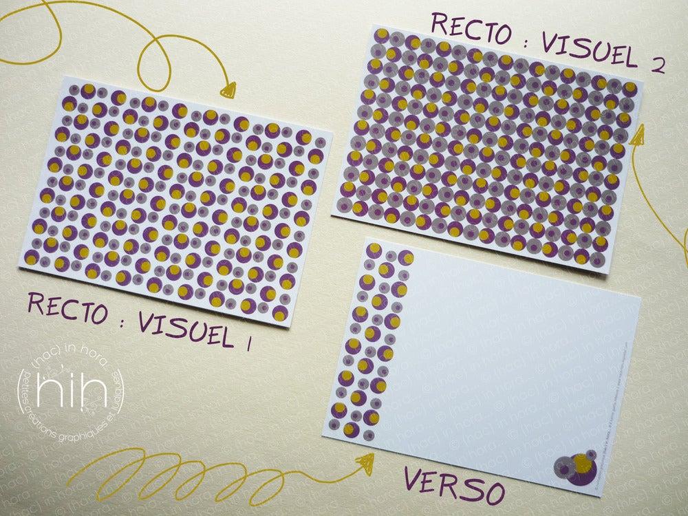 Image of 2 cartes assorties [GrAfiK]A