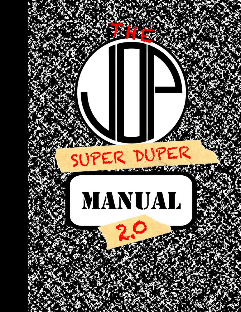 Image of JOP Super Duper Video Shooters Manual V2
