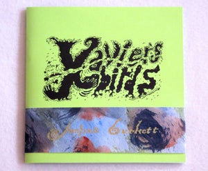 Image of JOSHUA BURKETT ~ XAVIER'S BIRDS ~ 7inch (TIME-LAG 059)