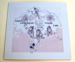 Image of EDDIE CALLAHAN ~ FALSE EGO ~ lp (TIME-LAG 056)