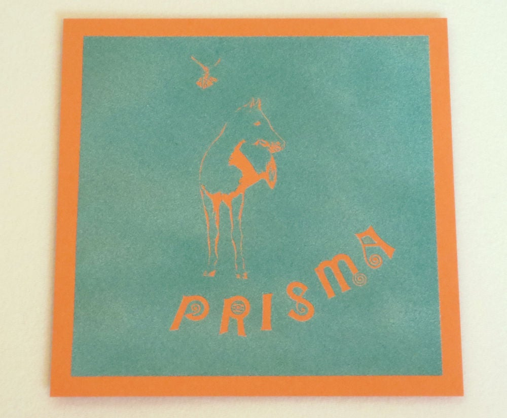 Image of PRISMA ~ THE COSMIC COIL ~ lp (TIME-LAG 050)