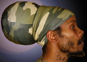 Image of Jah Roots Ready Wraps (Camo)