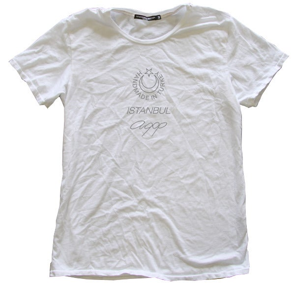 Image of Agop 30th Anniversary Tee
