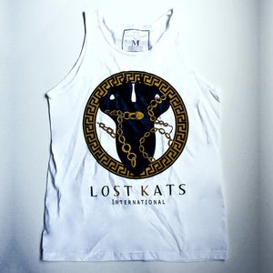 Image of White Royalty LK Tank