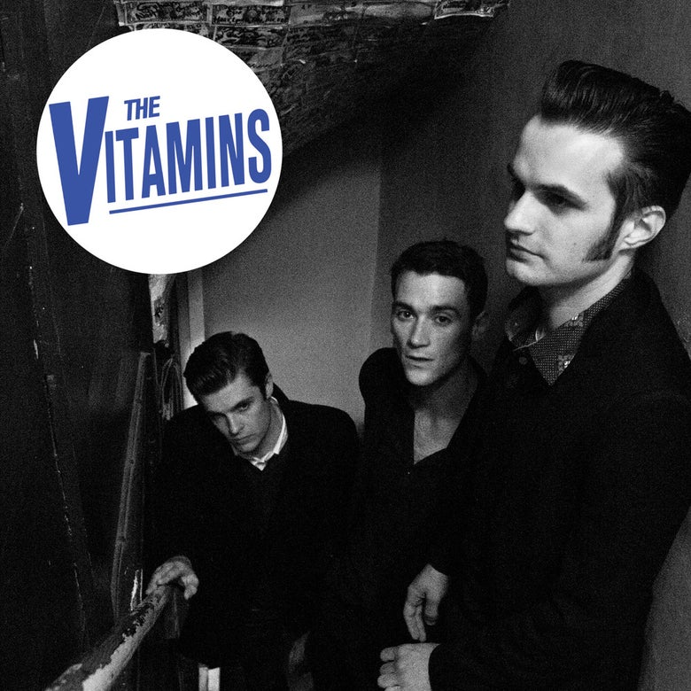 """Image of The Vitamins - Keys To The Limousine 7"""" single"""
