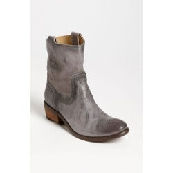 Image of Frye - Carson Tab Short Boot - Slate color $355.00 / Sale $235.00