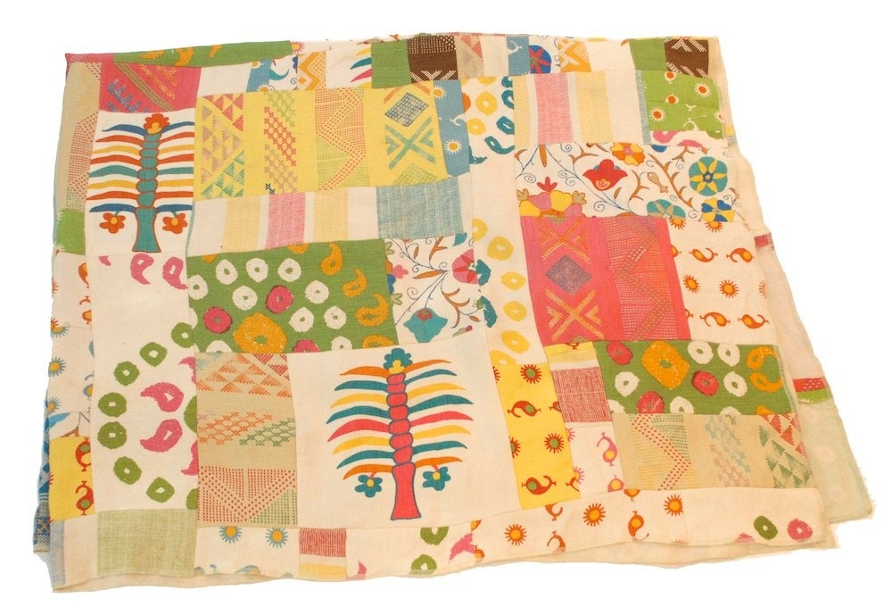 Image of Kathryn Ireland Mexico Meets Morocco Quilt