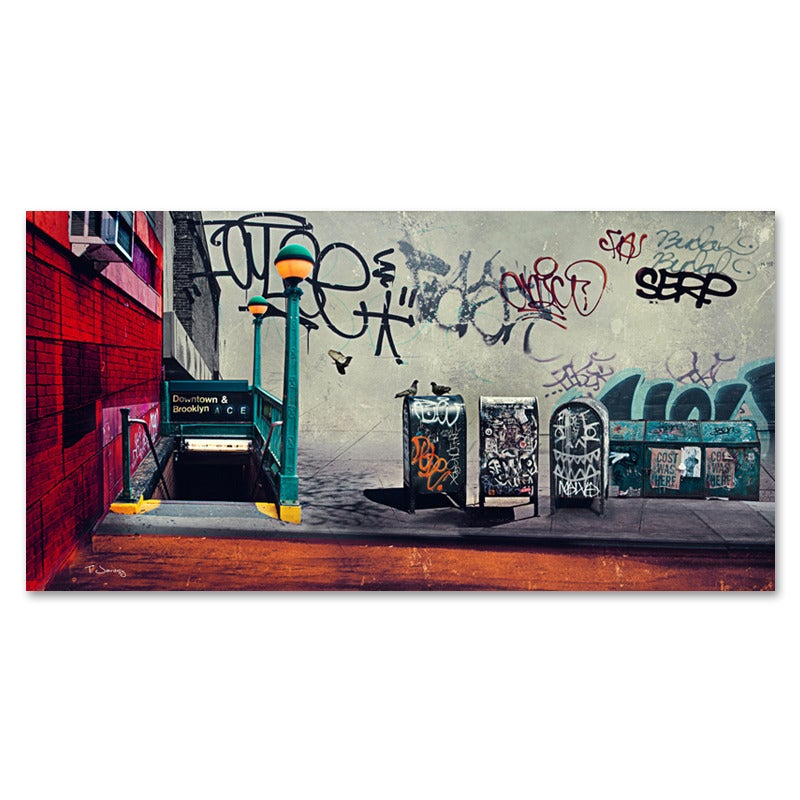 Image of The NYC Underground
