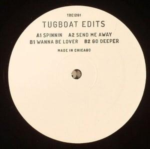Image of TBE1201 - Tugboat Edits Volume 1