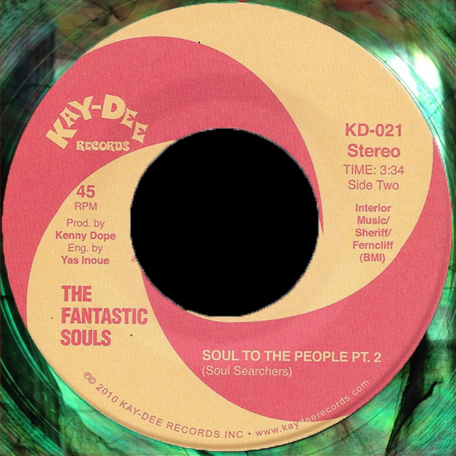 Image of KD-021 (G) THE FANTASTIC SOULS LTD EDITION