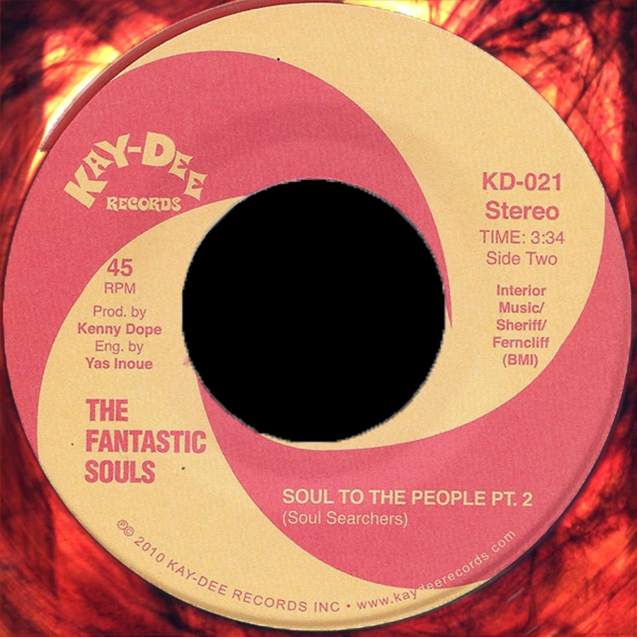 Image of KD-021 THE FANTASTIC SOULS LTD EDITION