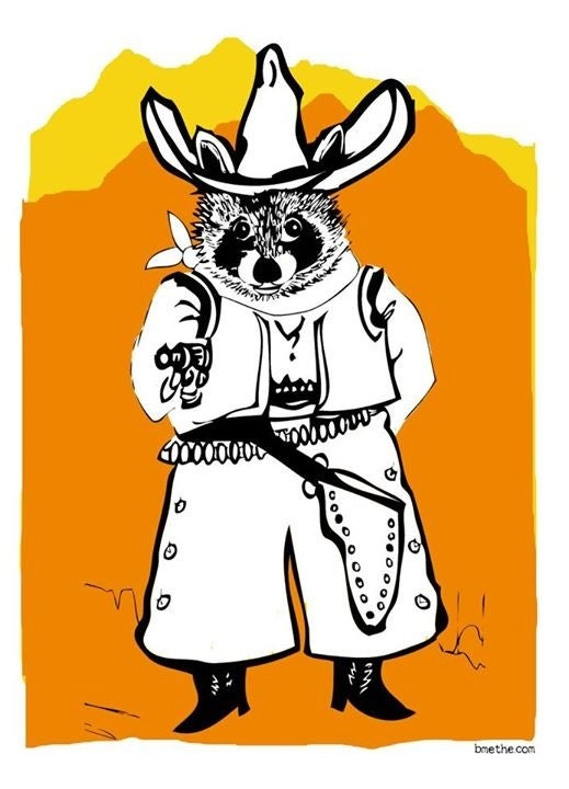 Image of Rocky Raccoon (Methe)