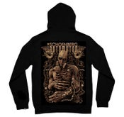 """Image of Schoenberg """"Infected"""" Zip-Up Hoodie FREE SHIPPING IN AUS"""