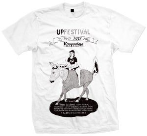 Image of Up Festival 2013 T-Shirt*
