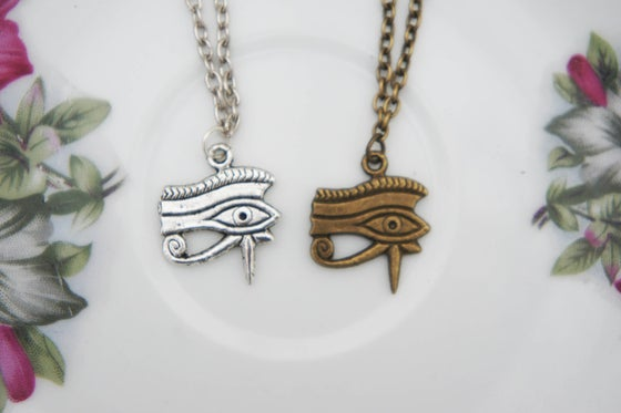 Image of Eye of Ra Necklace