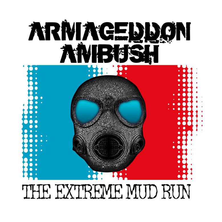 Image of Red VS Blue Ambusher Design