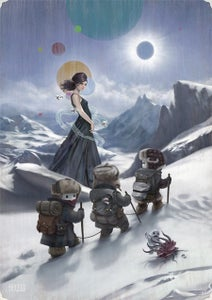 Image of Yuki-Onna
