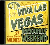 Image of Viva Las Vegas Rockabilly Weekend #16 CD