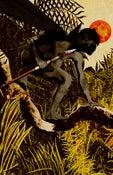 Image of Black Panther Print