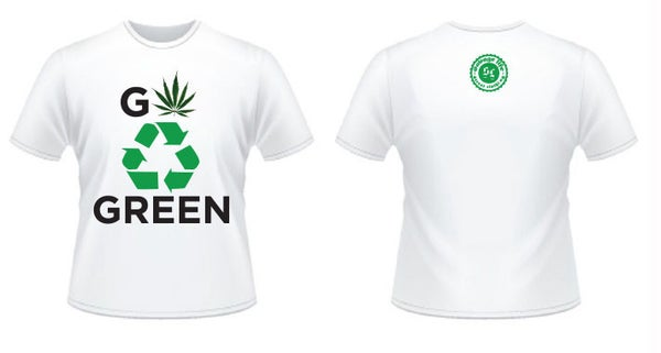 Image of GO GREEN