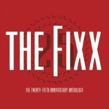 Image of The Fixx - 25th Anniversary Anthology CD