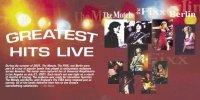Image of The Fixx - LIVE w/ Berlin & Motels CD