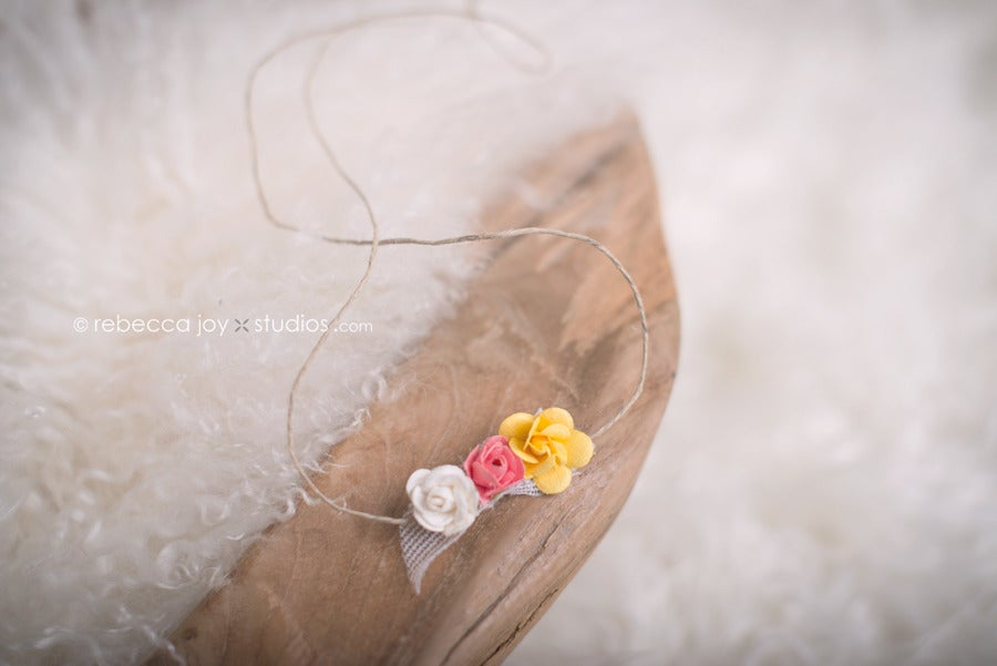 Image of {the Rose Vine} Headband