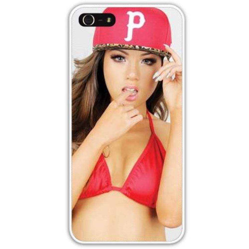Image of Holly Lee iPhone 5 Case (B3)