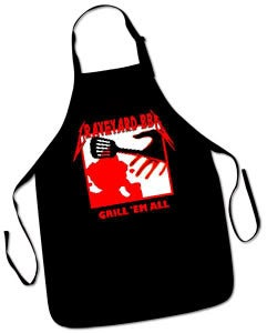 """Image of """"GRILL EM' ALL"""" BBQ Apron"""