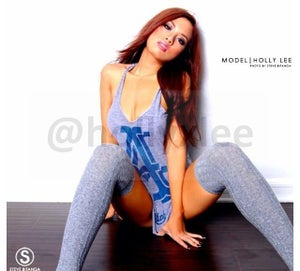 Image of Holly Lee Autographed Print (A1)