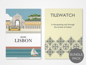 Image of TILEWATCH and THE FIELD TRIPS GUIDE TO LISBON