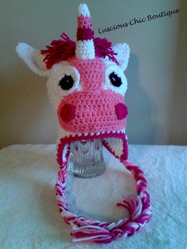 Image of Unicorn Hat