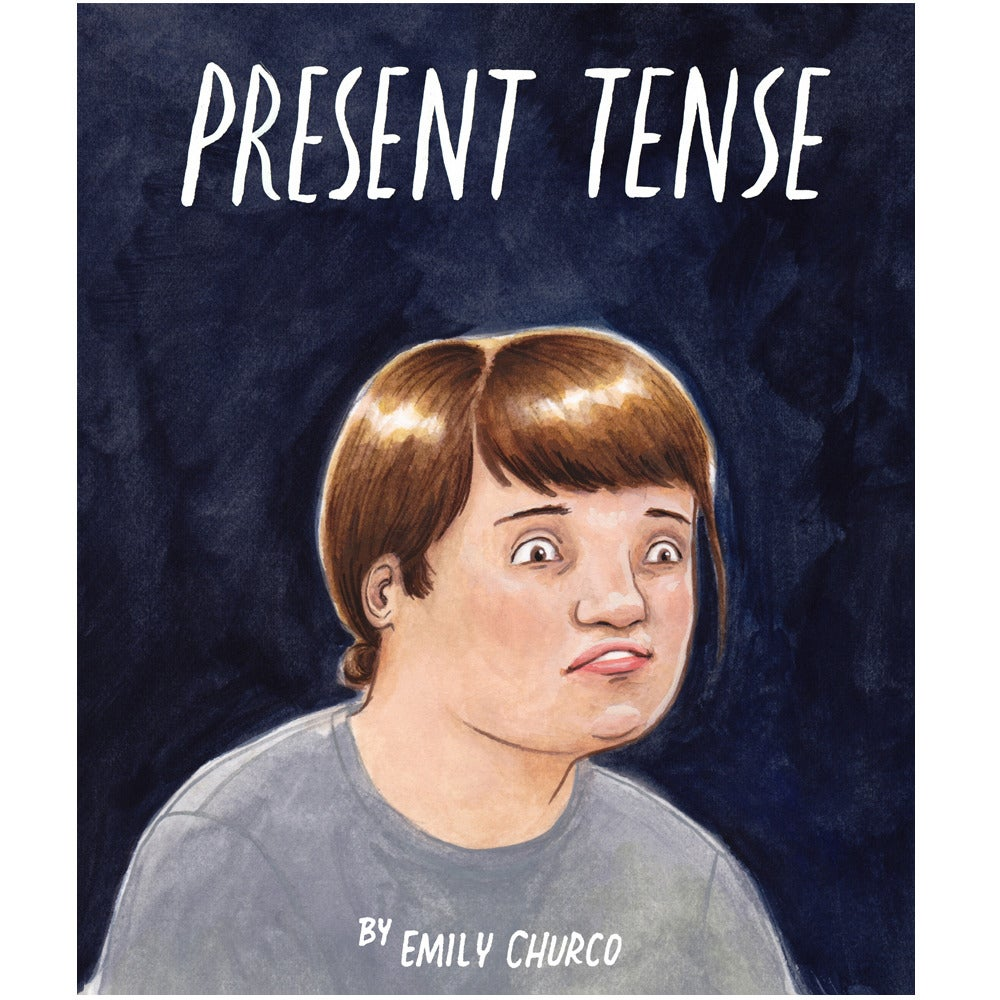 "Image of Emily Churco ""Present Tense"""