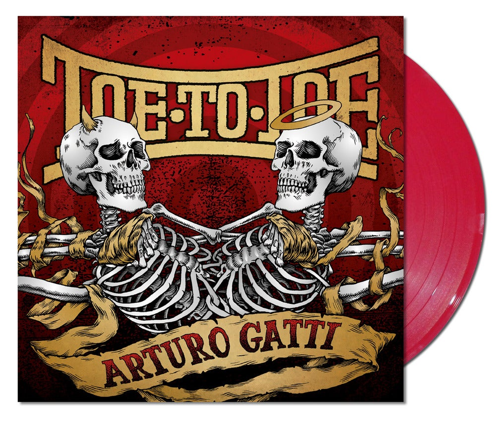 Image of ARTURO GATTI RED VINYL LTD ED PRESSING AVAILABLE NOW