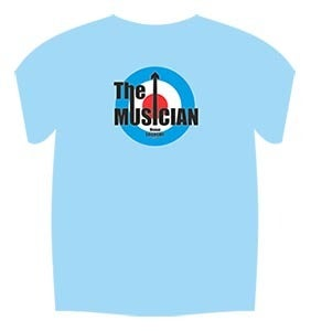 Image of Mod Style T-Shirt (Several Colours Available)