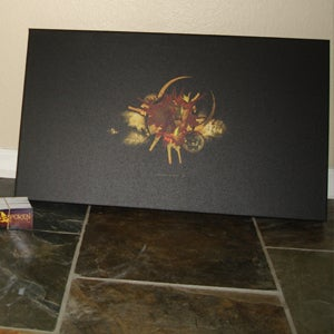 Image of I Summon You Here My Love on canvas