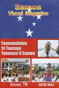 Image of FAAMANATUINA 51 TAUSAGA TUTOATASI O SAMOA DVD