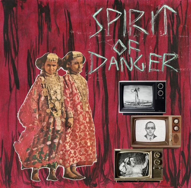 Image of Spirit of Danger s/t ep