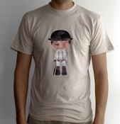 Image of Camiseta Naranja mecánica chico
