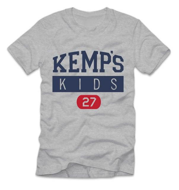 Image of Adult Kemp's Kids Logo Tee (Heather)