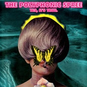 "Image of The Polyphonic Spree: Yes, It's True. 12"" Vinyl"