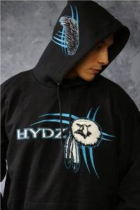 Image of Eagles Locked / Hoodie - Black