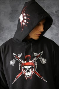 Image of Savage Moon / Hoodie - Black