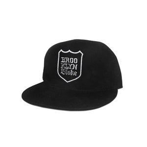 Image of BB Shield Snapback (Black)